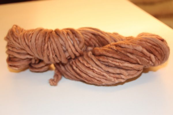 Merino Handspun Wool Brown