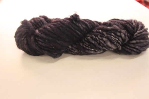 Merino Handspun Wool Grey