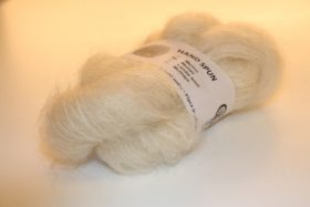 A.E. Mohair Love White