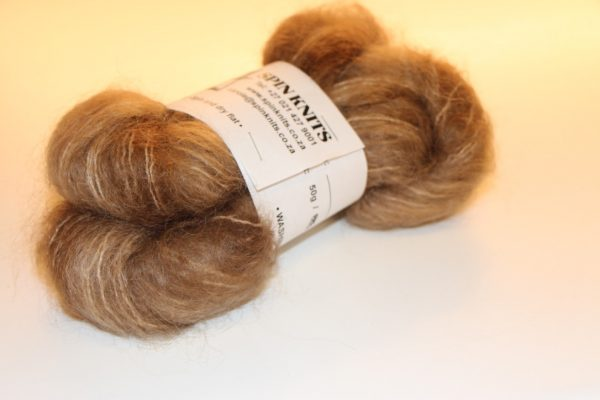A.E. Mohair Love Brown