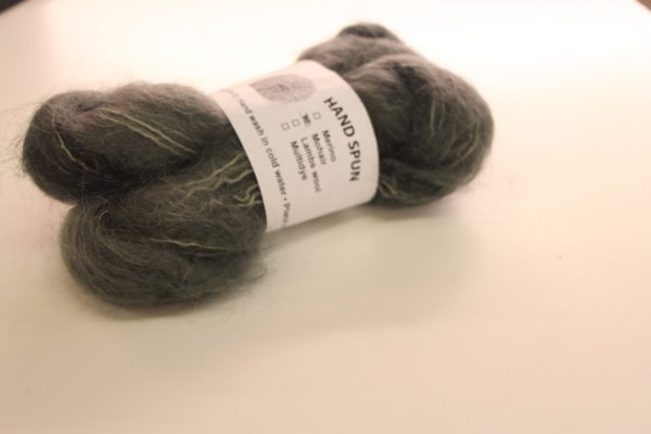 A.E. Mohair Love Grey