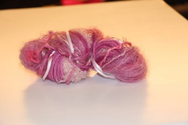 Mohair Magic Balls Pink/White