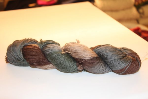 Soul Silk Tri Coloured Mix Brown/Grey