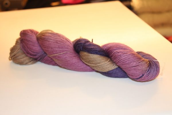 Soul Silk Tri Coloured Mix Purple/Grey