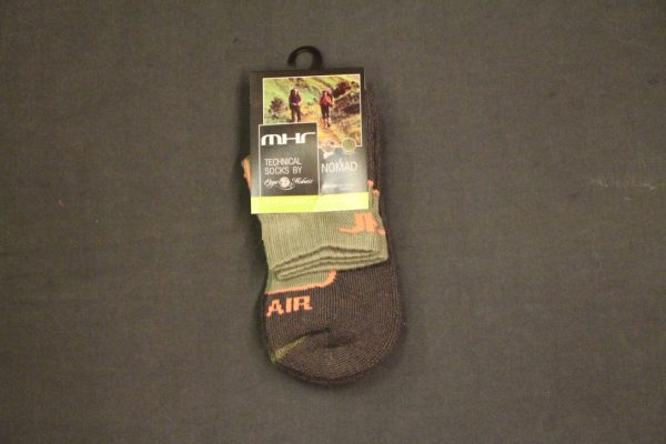 Nomad Socks Charcoal/Light Grey